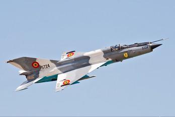 5724 - Romania - Air Force Mikoyan-Gurevich MiG-21 LanceR C