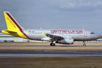 D-AGWP - Germanwings Airbus A319