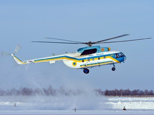 25 - Ukraine - Ministry of Emergency Situations Mil Mi-8MT