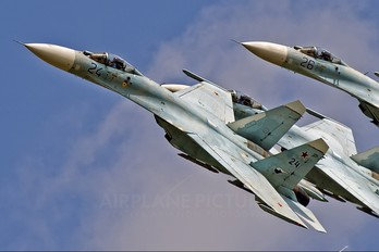 24 - Russia - Air Force Sukhoi Su-27