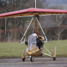 G-NUTT - Private P & M Aviation Quik