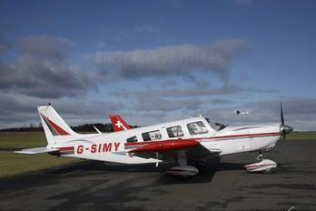 G-SIMY - Private Piper PA-32 Cherokee Six