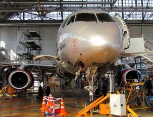 RA-89001 - Aeroflot Sukhoi Superjet 100