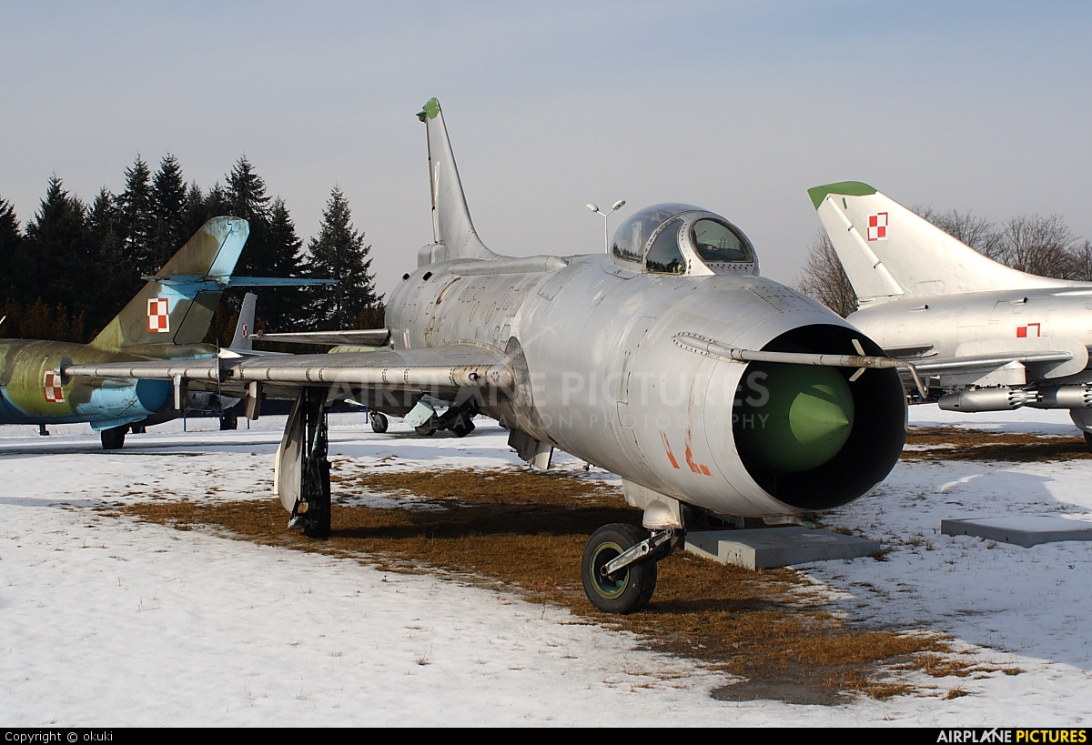 Poland - Air Force 12 aircraft at Dęblin - Museum of Polish Air Force