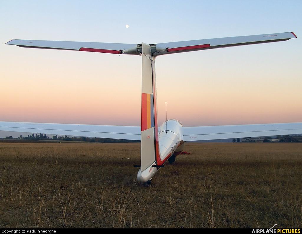 Romanian Airclub YR-3420 aircraft at Iasi-South