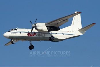 YL-RAI - RAF Avia Antonov An-26 (all models)