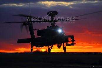 ZJ188 - British Army Westland Apache AH.1