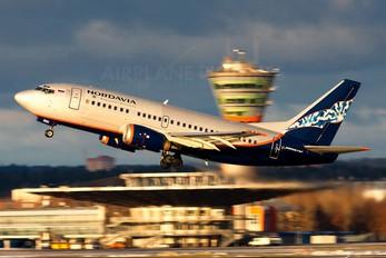 VP-BOH - Nordavia Boeing 737-500