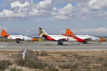 E.25-87 - Spain - Air Force Casa C-101EB Aviojet