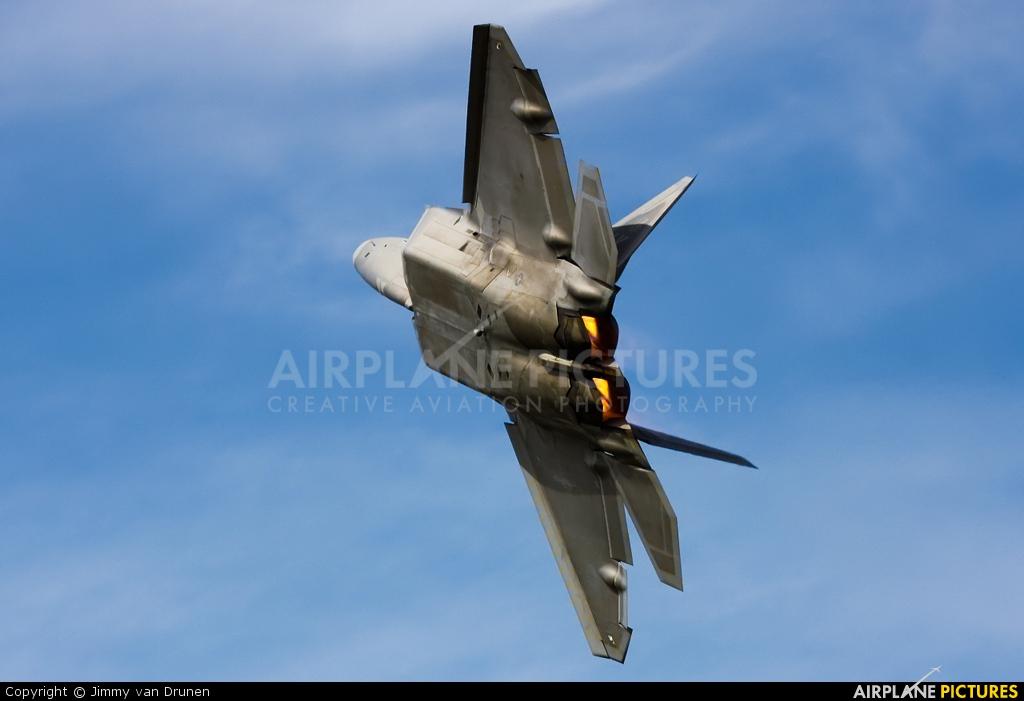 USA - Air Force 06-4108 aircraft at Fairford