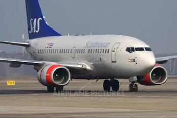 LN-RPS - SAS - Scandinavian Airlines Boeing 737-600