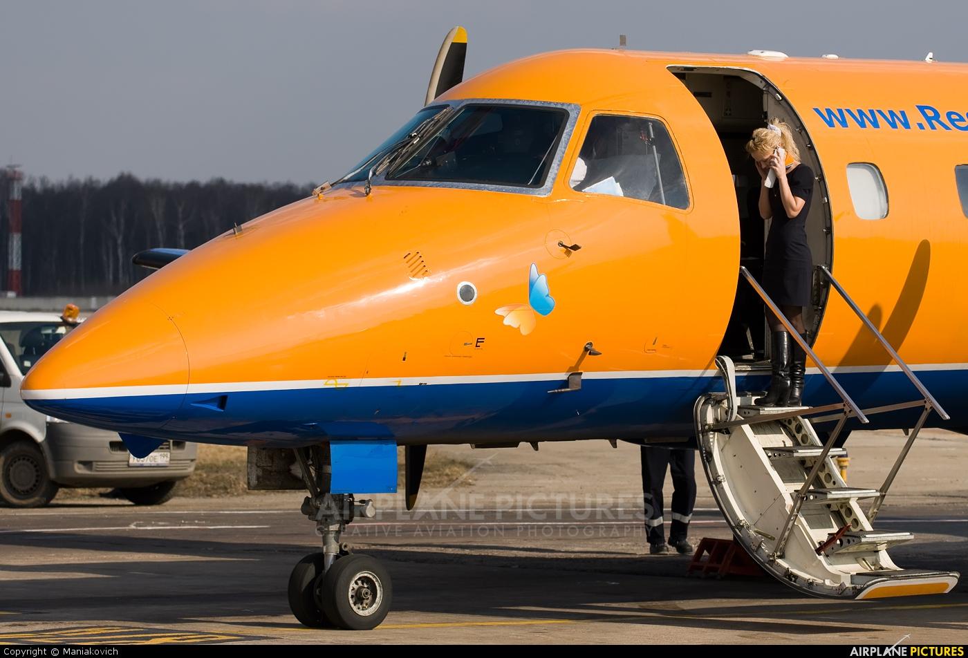 RegionAvia VQ-BBX aircraft at Moscow - Domodedovo