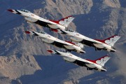 92-3898 - USA - Air Force : Thunderbirds General Dynamics F-16C Fighting Falcon aircraft
