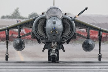 - - Royal Air Force British Aerospace Harrier GR.7