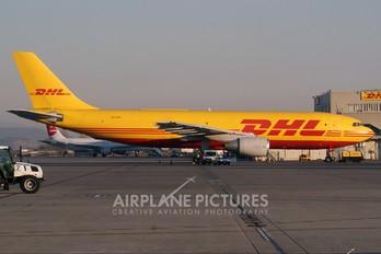 EI-OZF - DHL Cargo Airbus A300F