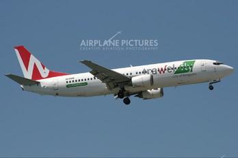 EI-DMR - Trawel Fly Boeing 737-400