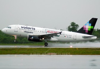 XA-VOA - Volaris Airbus A319