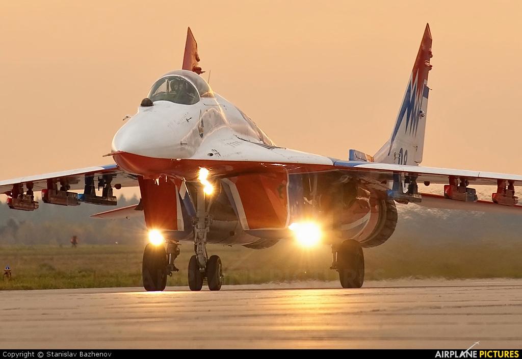 """Russia - Air Force """"Strizhi"""" 08 aircraft at Kubinka"""