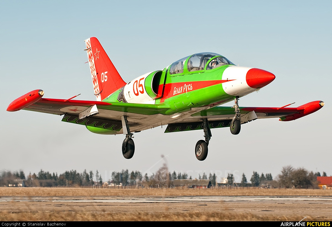 Belarus - Air Force 05 aircraft at Undisclosed Location