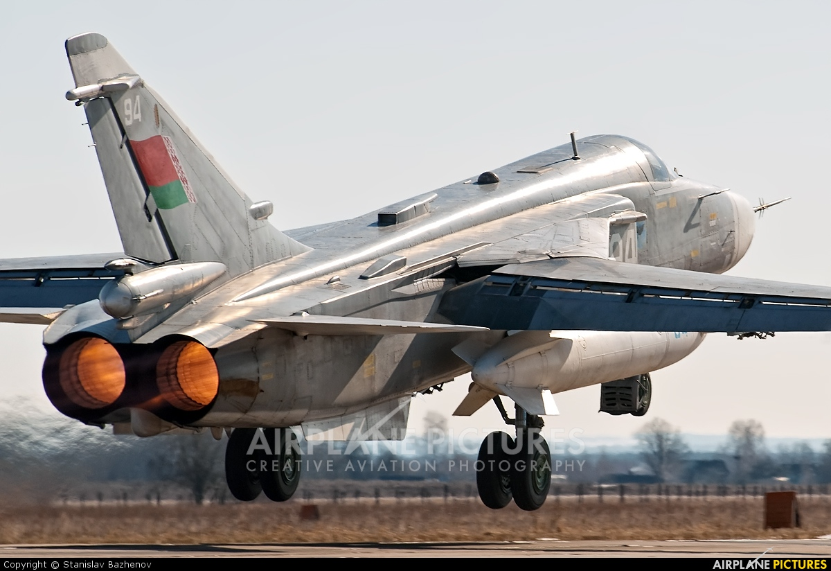 Belarus - Air Force 94 aircraft at Undisclosed Location