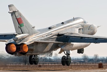 94 - Belarus - Air Force Sukhoi Su-24M