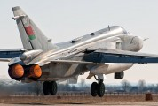 94 - Belarus - Air Force Sukhoi Su-24M aircraft