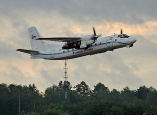 RA-46679 - Tomsk Avia Antonov An-24