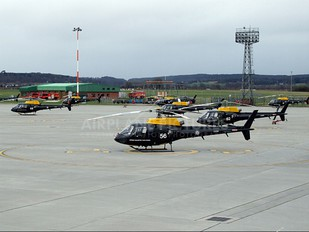 ZJ256 - Royal Air Force Aerospatiale AS350 Squirrel HT.1 & 2