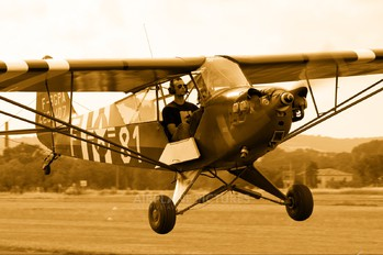 F-BGPA - Private Piper J3 Cub