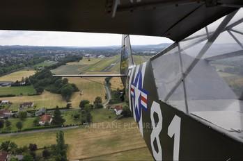 F-BGPA - Private Piper J3 Cub