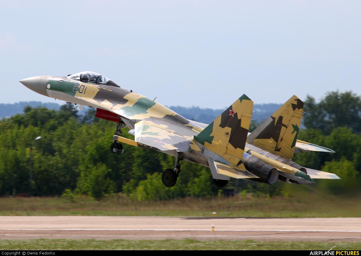 Sukhoi Design Bureau 901 aircraft at Ramenskoye - Zhukovsky