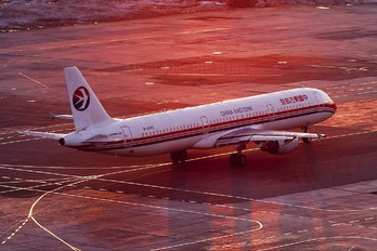 B-6345 - China Eastern Airlines Airbus A321