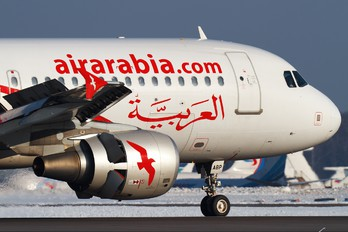 A6-ABP - Air Arabia Airbus A320