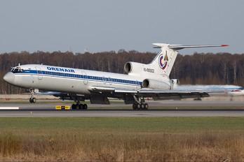RA-85602 - Orenair Tupolev Tu-154B