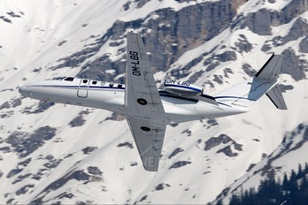 OM-LBG - Private Cessna 525 CitationJet