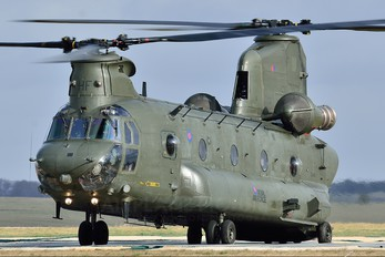 ZH891 - Royal Air Force Boeing Chinook HC.2