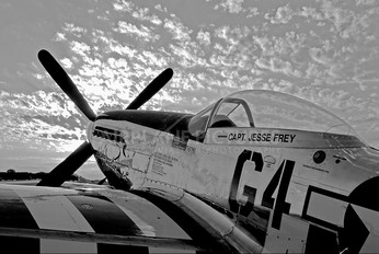 N51KB - Private North American P-51D Mustang