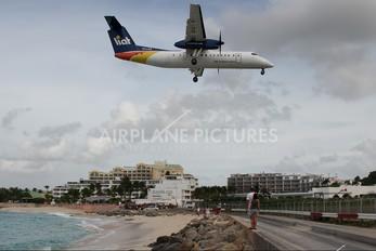 V2-LGA - LIAT de Havilland Canada DHC-8-300Q Dash 8