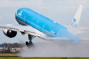 PH-BQM - KLM Boeing 777-200ER aircraft