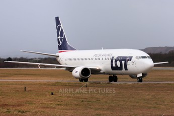 SP-LLL - LOT - Polish Airlines Boeing 737-400