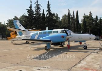 AC-21 - Greece - Coast Guard Reims F406 Caravan II