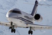 OE-INJ - TransAir Canadair CL-600 Challenger 604 aircraft