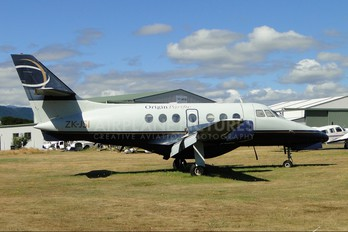 ZK-JSI - Origin Pacific Handley Page Jetstream