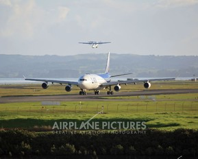 CC-CQE - LAN Airlines Airbus A340-300