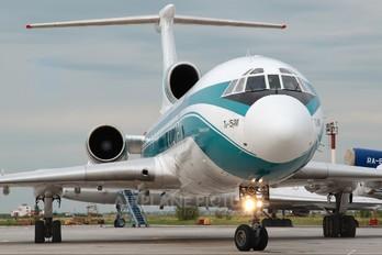 RA-85675 - Alrosa Tupolev Tu-154M