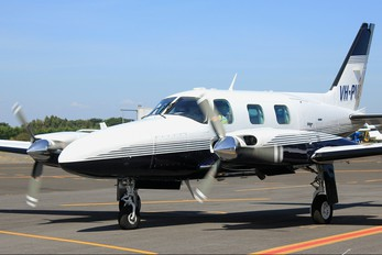 VH-PWZ - Private Piper PA-31 Navajo (all models)