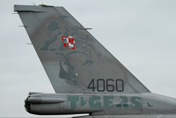 4060 - Poland - Air Force Lockheed Martin F-16C block 52+ Jastrząb