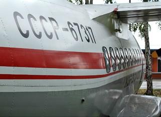 CCCP-67317 - Aeroflot LET L-410UVP Turbolet
