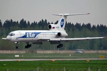 RA-85557 - UTair Tupolev Tu-154B