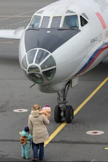 RA-65109 - Rossiya Tupolev Tu-134A